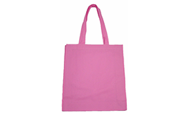Pale Pink Non-Woven PP Bags