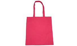 Shocking Pink Non-Woven PP Bags