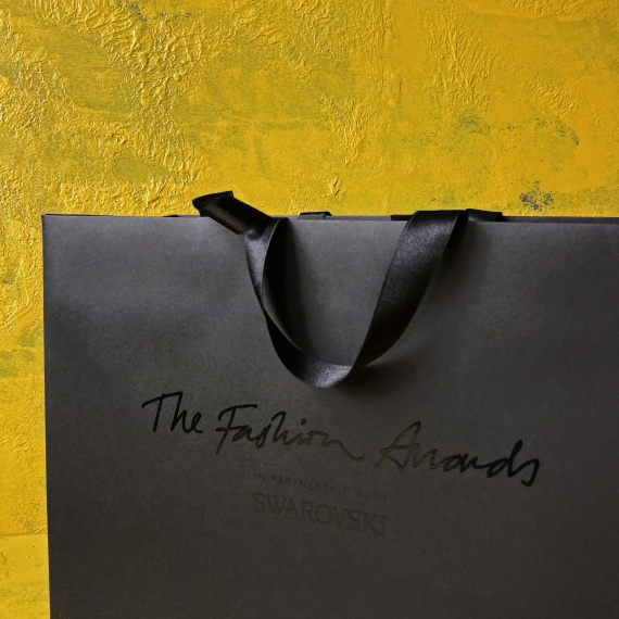 Unlaminated Luxury Paper Bags
