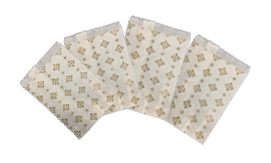 Gold Star Counter Paper Bags