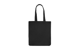 5oz Black Cotton Bags