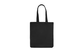 5oz Black Cotton Bags
