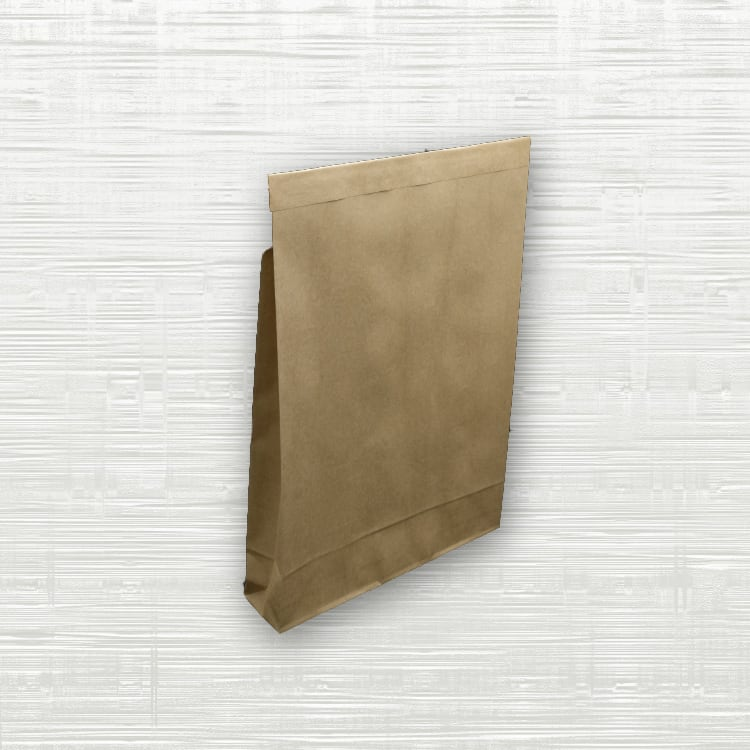 Standard Brown Paper Mailing Bags