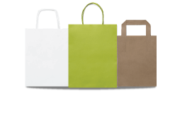 Wholesale Paper Carrier Bags