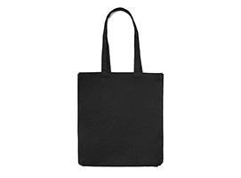 10oz Black Canvas Bags