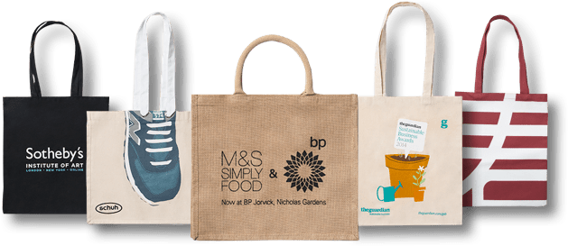 Eco Friendly and Reusable Bags