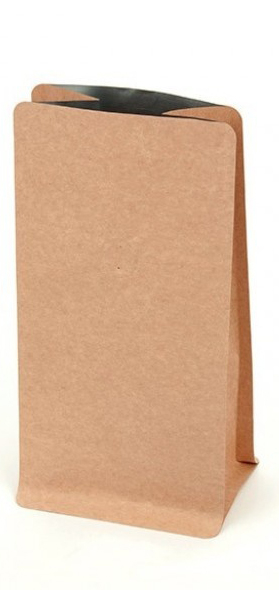 Kraft Flat Bottom Bag (Box Pouch)