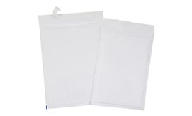 White Bubble Envelopes