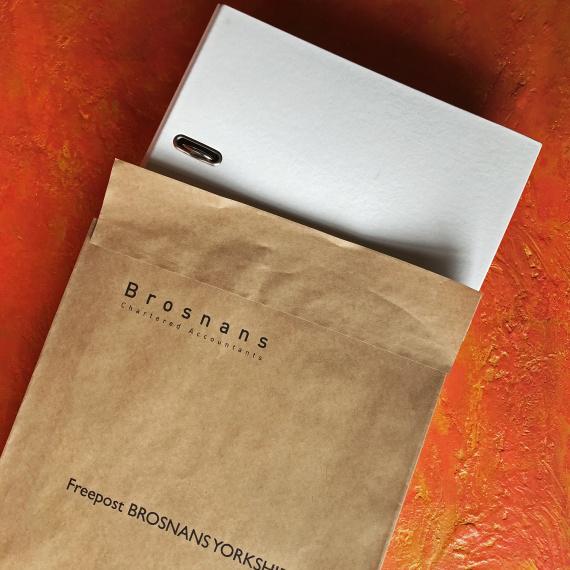 Printed Paper Mailing Bags