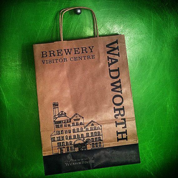 Wadworth printed bag