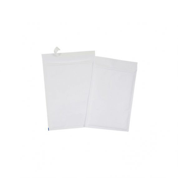 White Bubble Envelopes