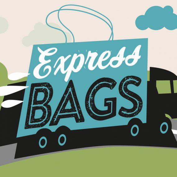 Express Printed Bags