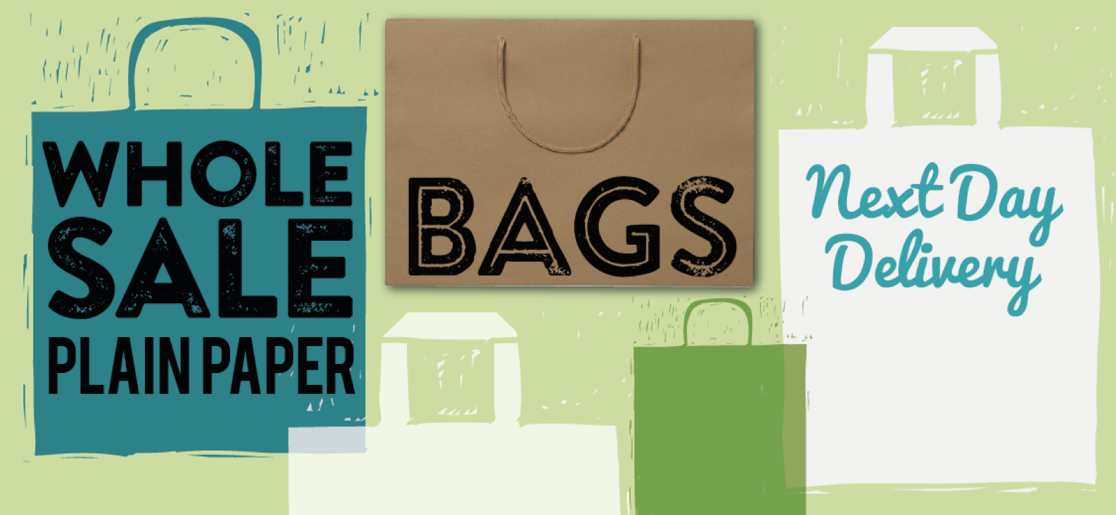 Paper Bags Wholesale   Next Day Delivery   Paper Bag Co