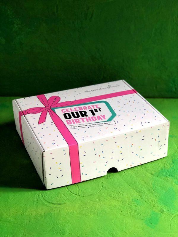 Bespoke Birthday Box