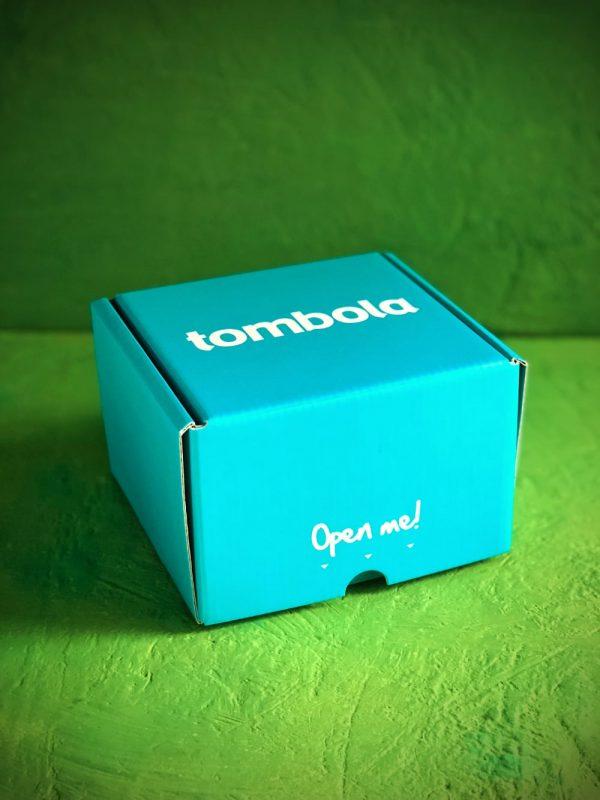 Tombola Bespoke Postal Box