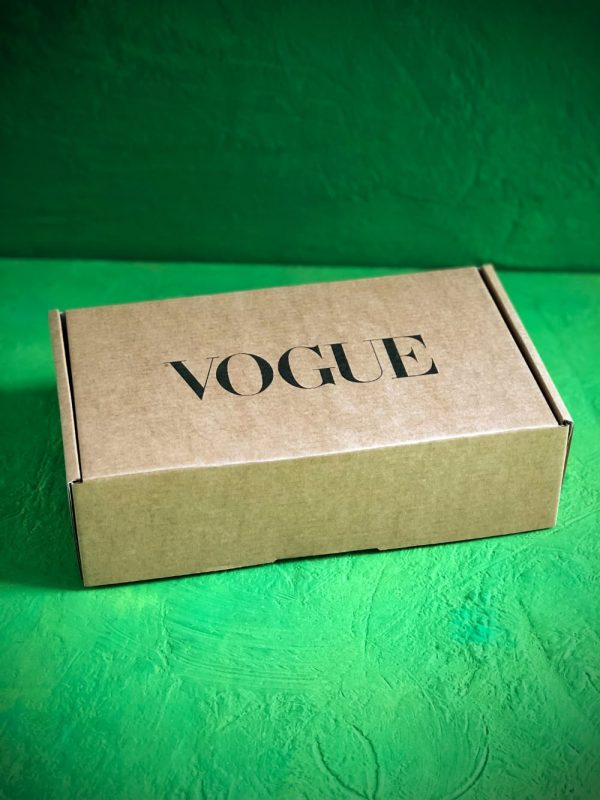 Vogue Printed Mailing Box