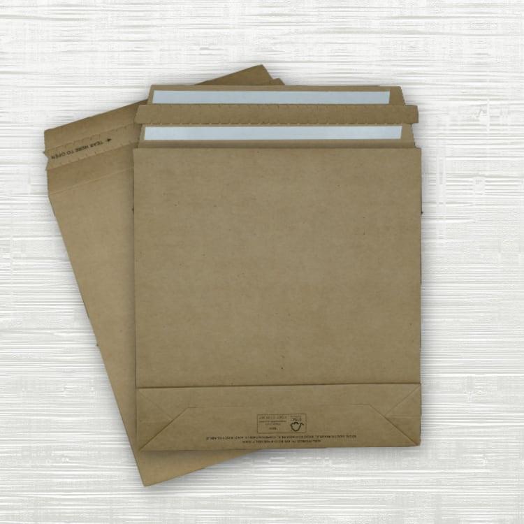X-Large Premium Brown Paper Mailing Bags – 400x80x430