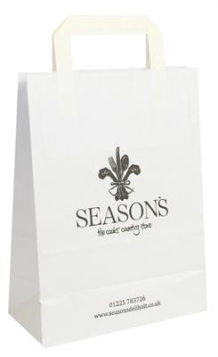 Folded Handles Bags